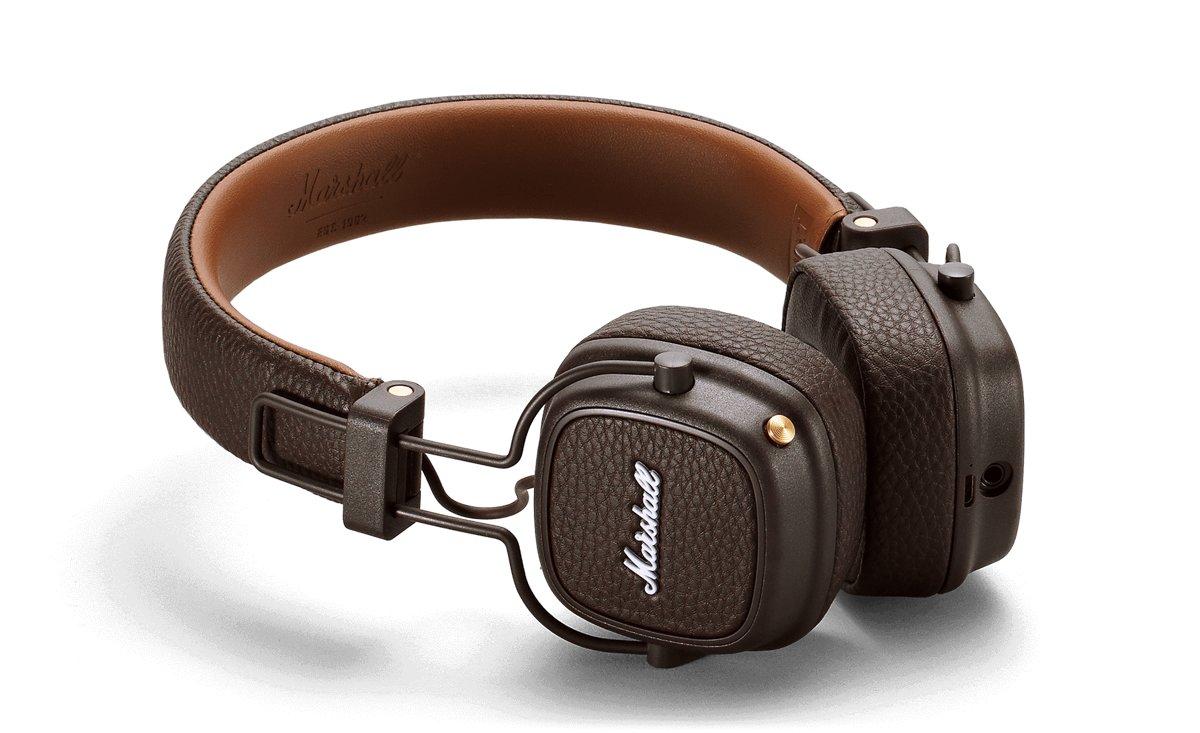 "Marshall Hoofdtelefoon ""Major III Bluetooth"", Bruin kopen"