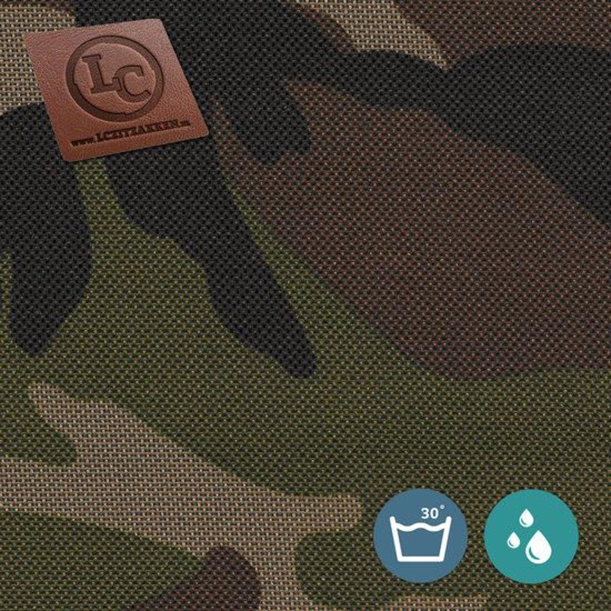 LC Zitzak hoes Barça outdoor camouflage - Wasbaar - Geschikt voor buiten kopen