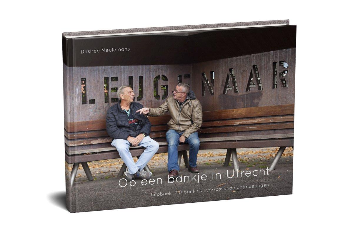 Op Een Bankje.Bol Com Fotoboek Op Een Bankje In Utrecht Desiree Meulemans
