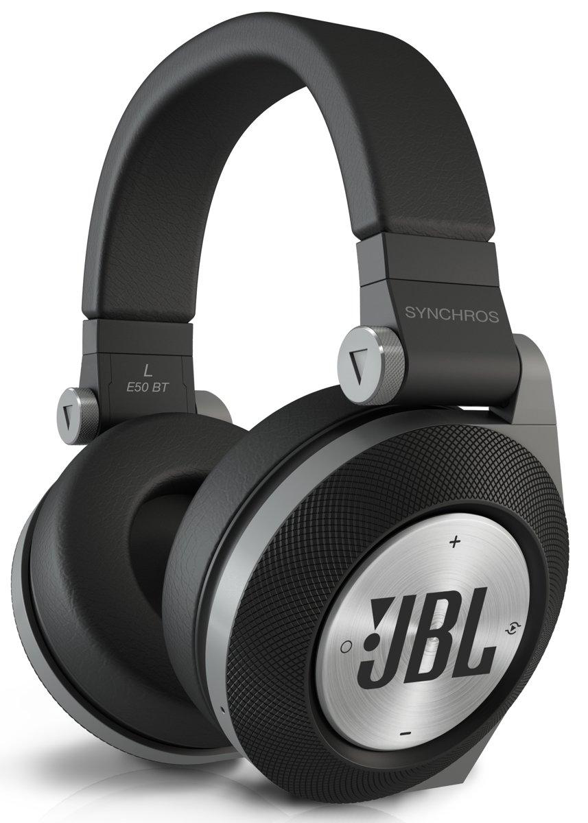 JBL Synchros E50BT - Draadloze koptelefoon - Zwart voor €59