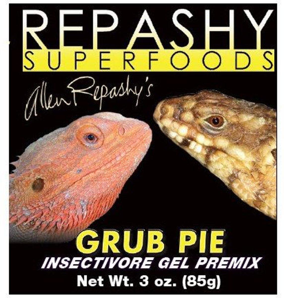 Repashy Grub Pie Reptile 340gr