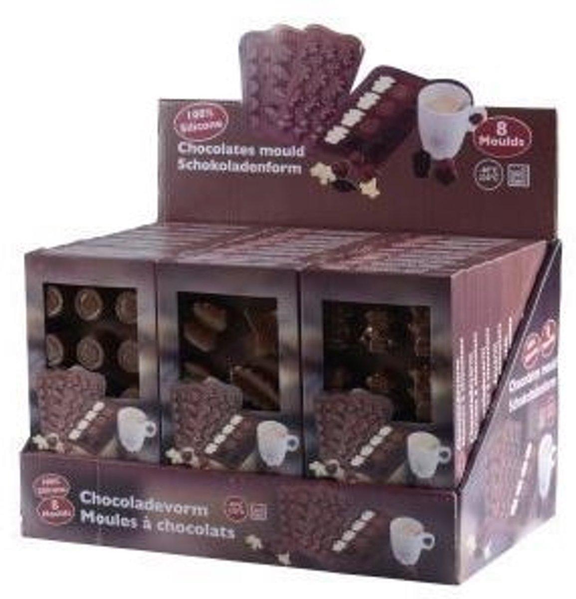 Chocoladevorm 100 % SC