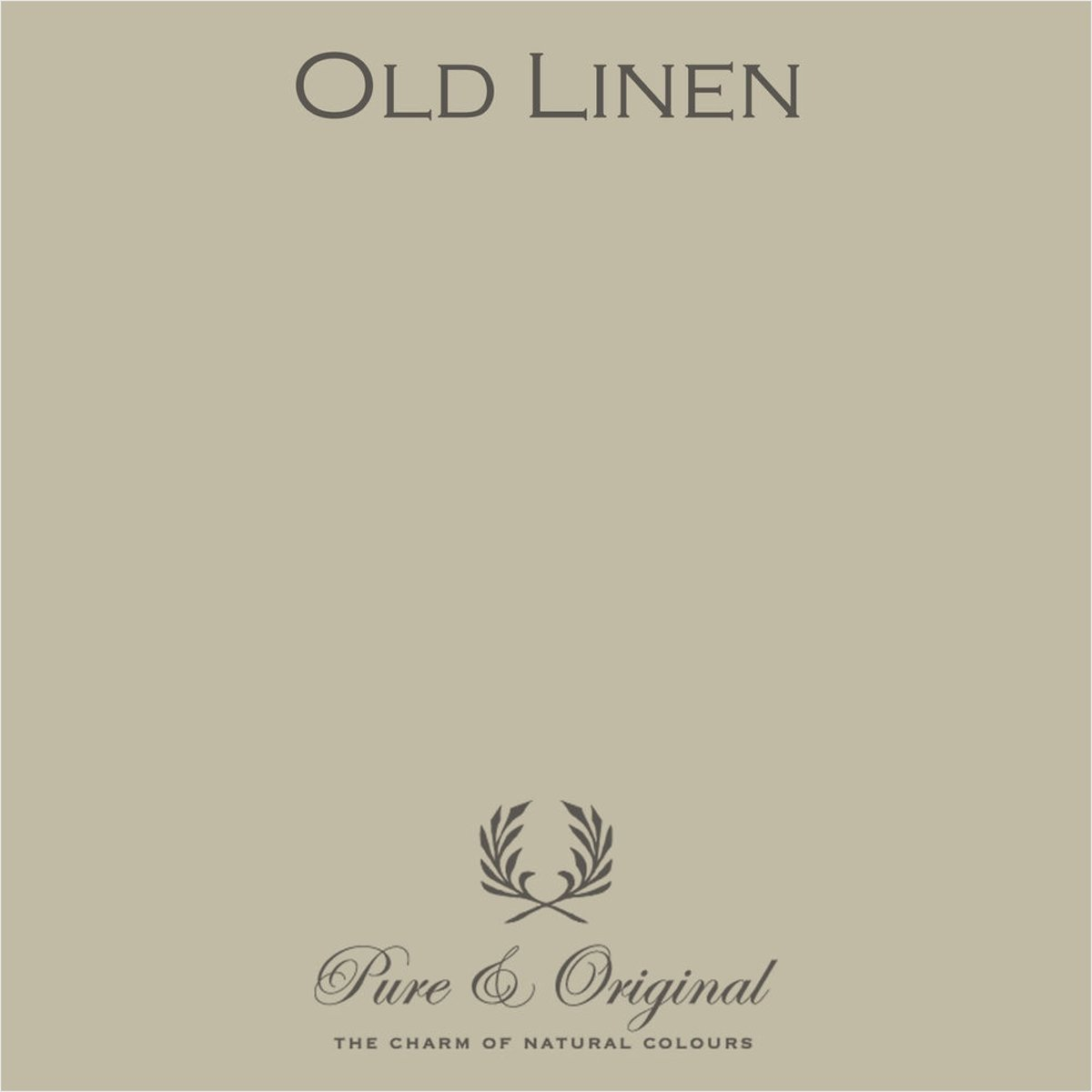 Pure & Original Classico Regular Old Linen 10L