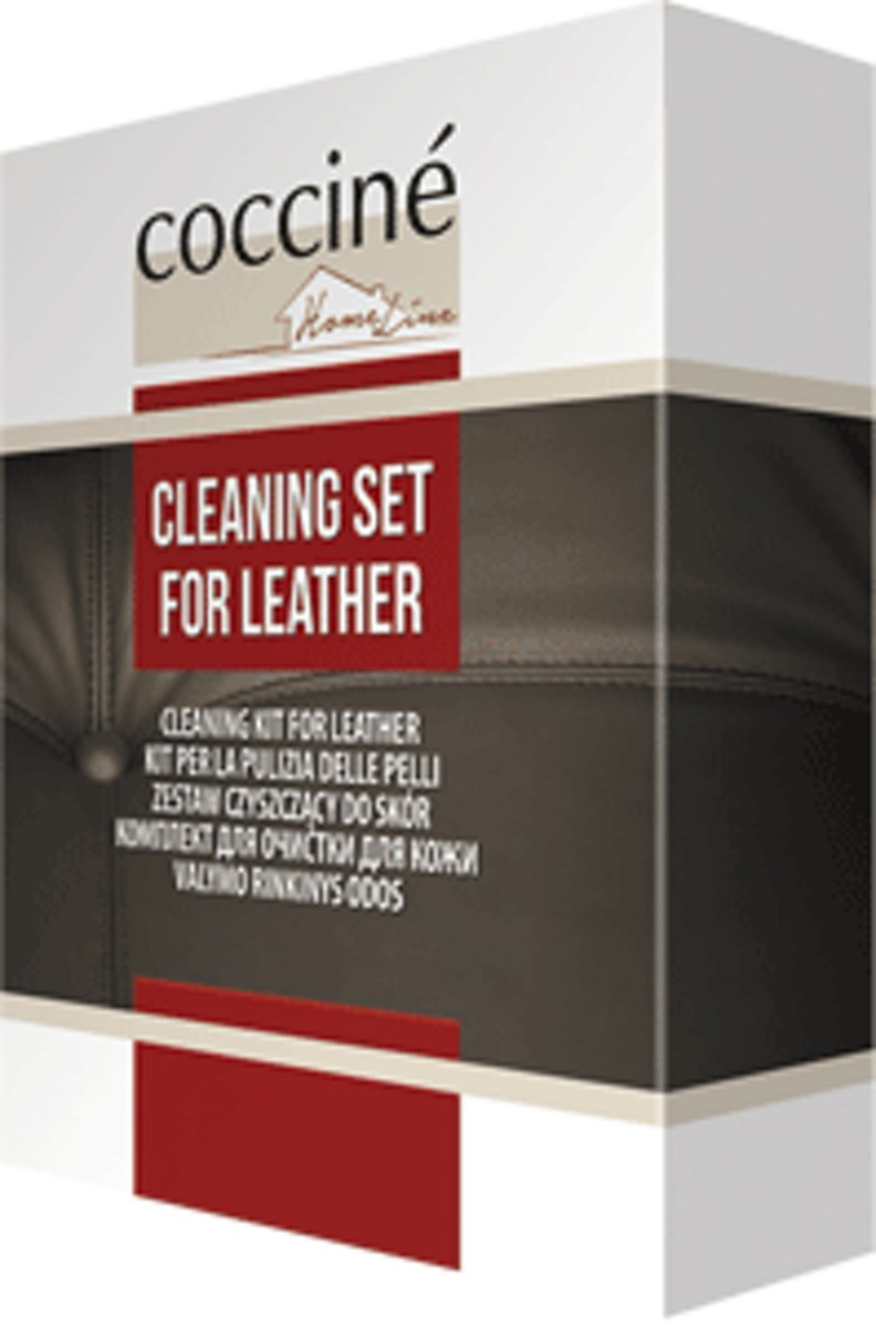 Cocciné HomeLine Cleaning set for Leather kopen