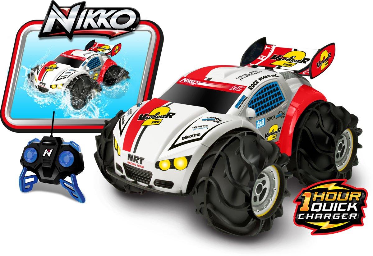 Nikko VaporizR 2 Rood - RC Auto