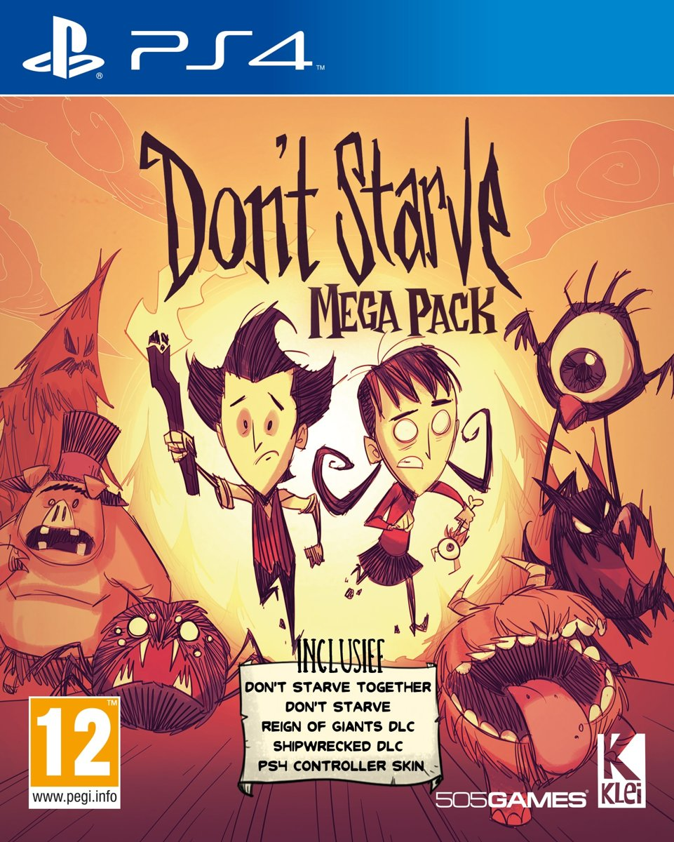 Don't Starve Megapack PlayStation 4
