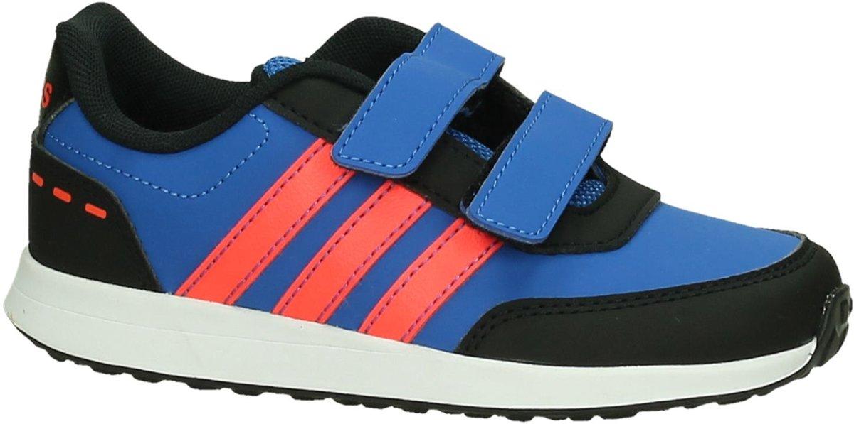Adidas Vs Switch 2.0 Cmf C Sneaker runner Jongens Maat 28 Blauw BlueSolar RedC Black