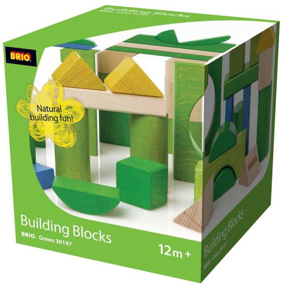 BRIO Blokkenset 50 blokken - Vanaf 1 jaar