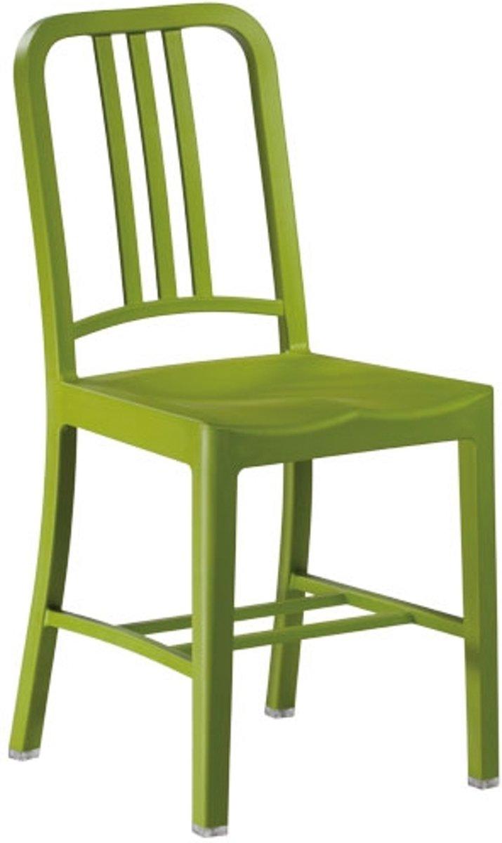 terrasstoel Navy Chair mat PP groen kopen