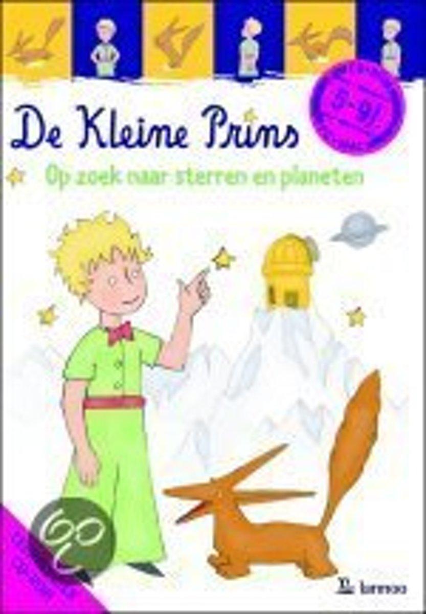 De kleine prins - op zoek naar sterren en planeten kopen