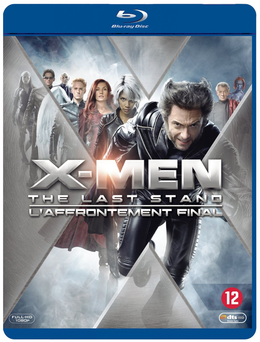 X-men 3 - The Last Stand | Blu-ray kopen