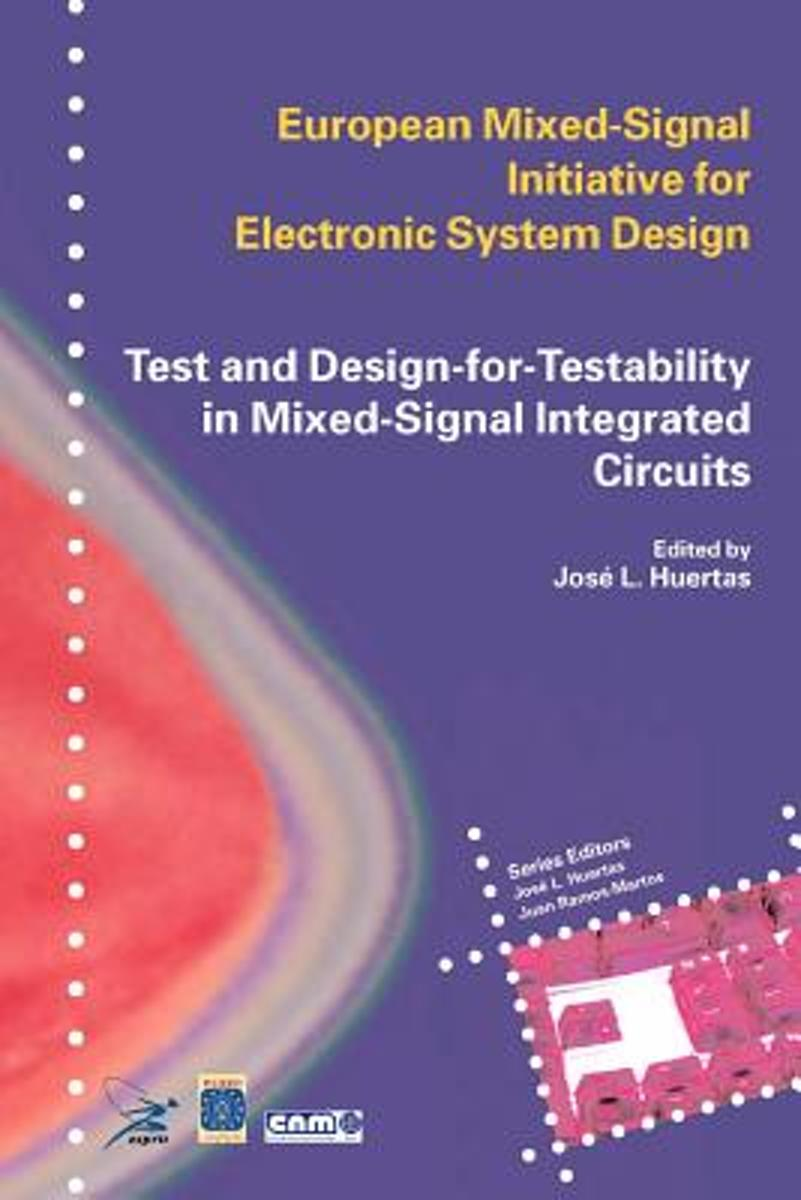 Mixed Signal Test Analog And Integrated Circuits Arun Ravindran Design For Testability In 799x1200