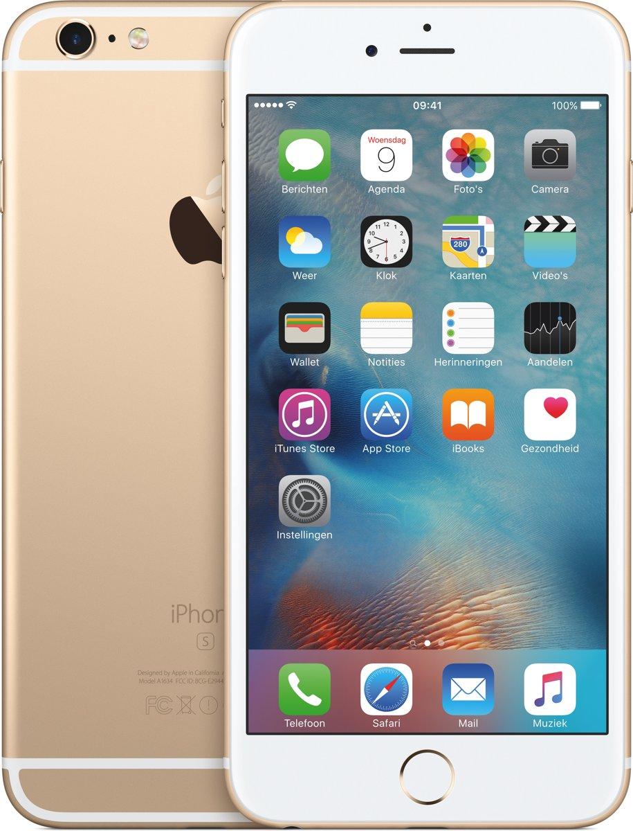 Apple iPhone 6s Plus - 128GB - Goud kopen