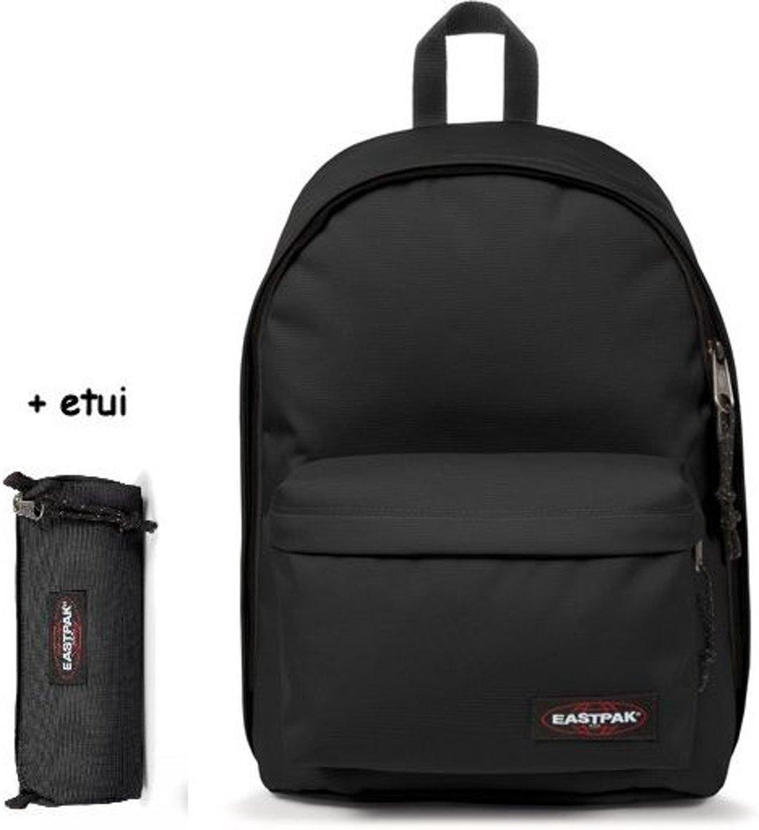 c2b0388095b bol.com | Eastpak - Out Of Office - Rugzak + Etui - Black