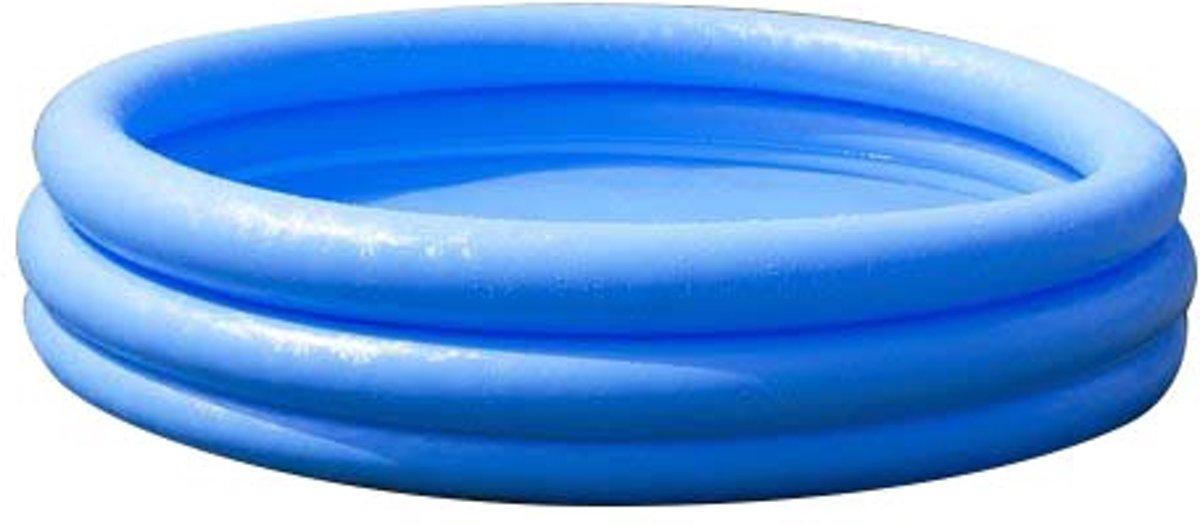 Opblaas zwembad Crystal - 147x33 cm