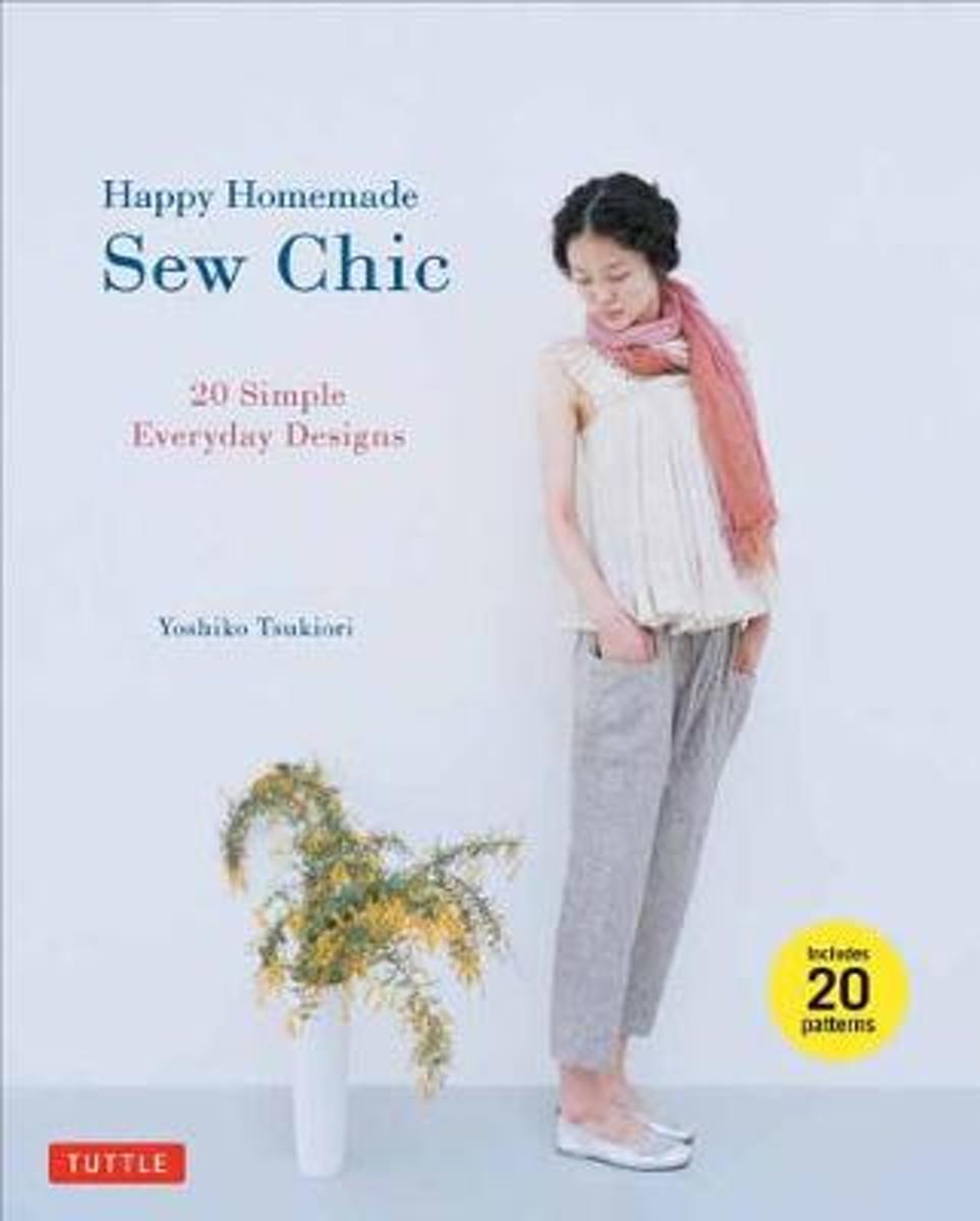bol.com   Homemade Sew Chic, Yoshiko Tsukiori   9784805312872   Boeken
