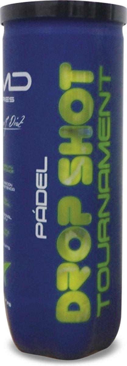 Drop Shot Pelota Tournament DS1820002 Tennisballen-Unisex-Blauw