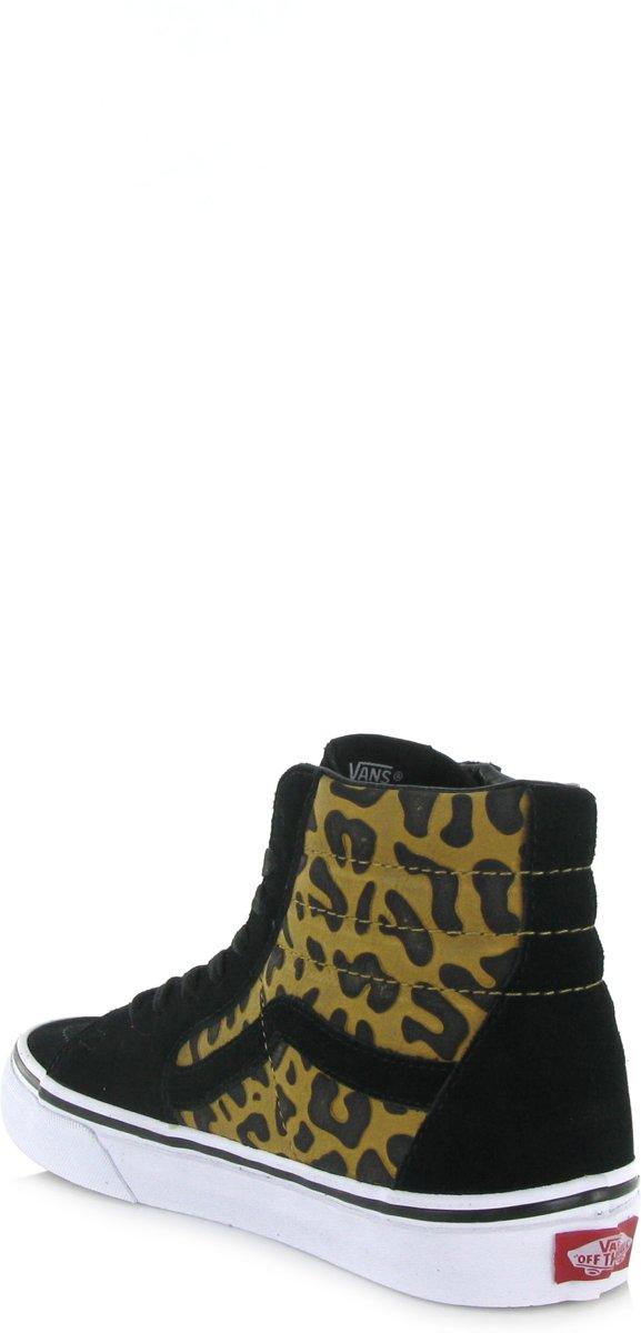 vans dames leopard