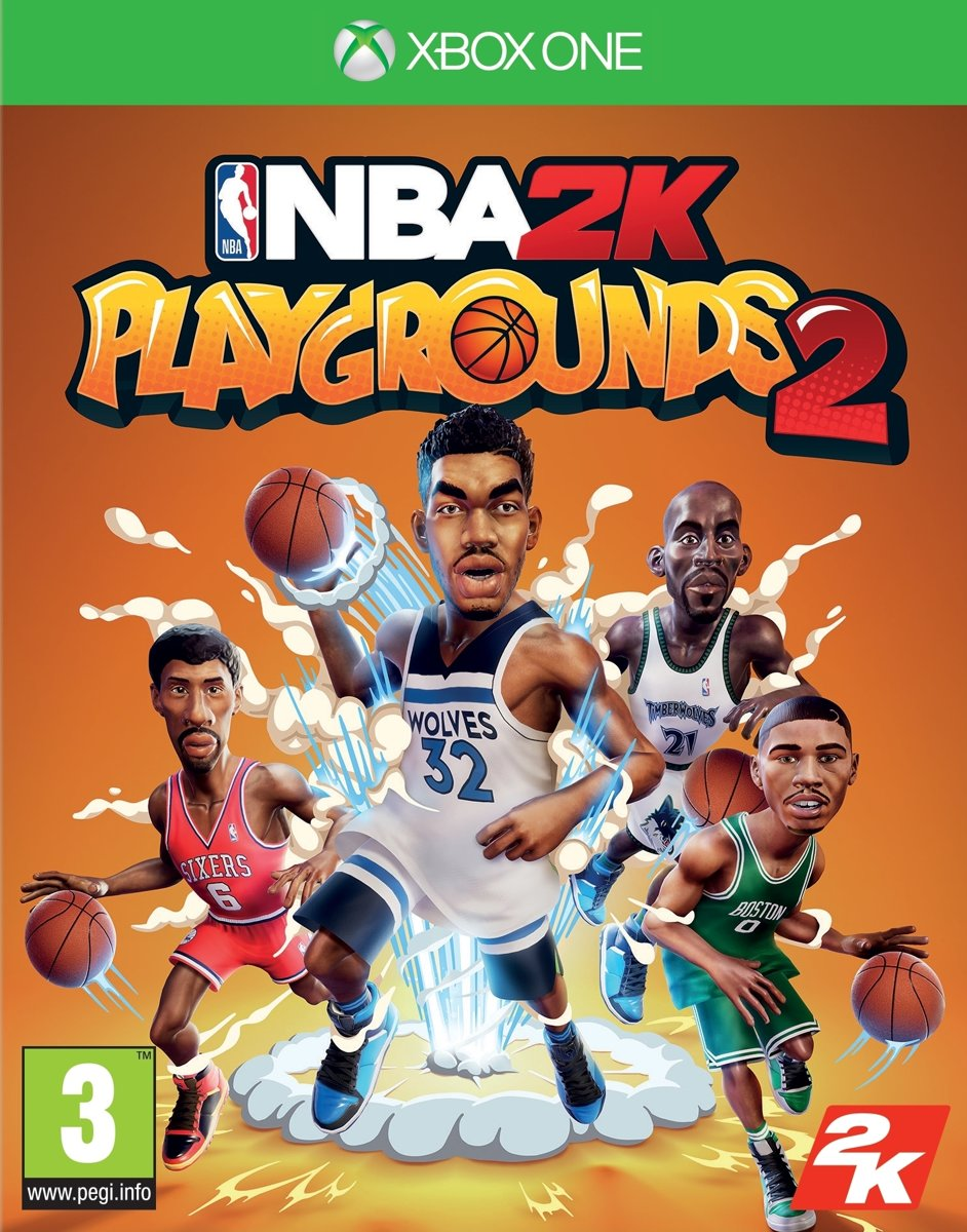 NBA2K - Playground 2 Xbox One