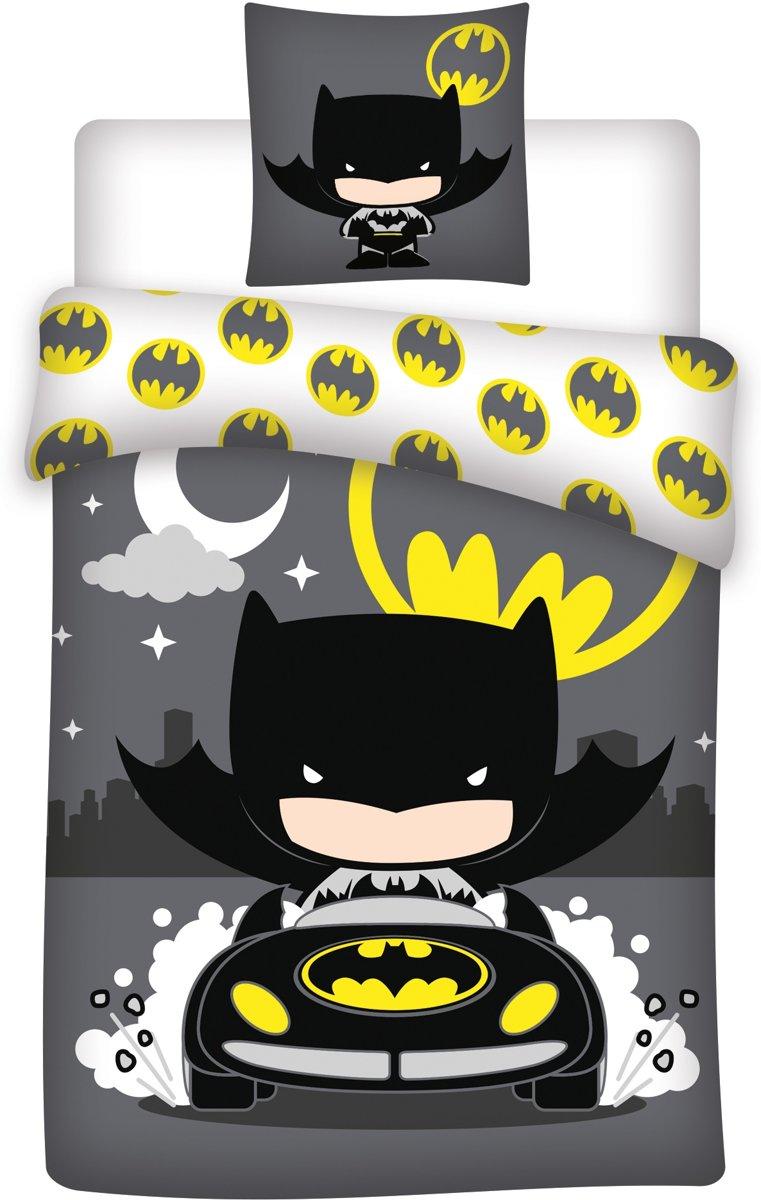 Batman Drive - Dekbedovertrek - Eenpersoons - 140 x 200 cm - Multi kopen