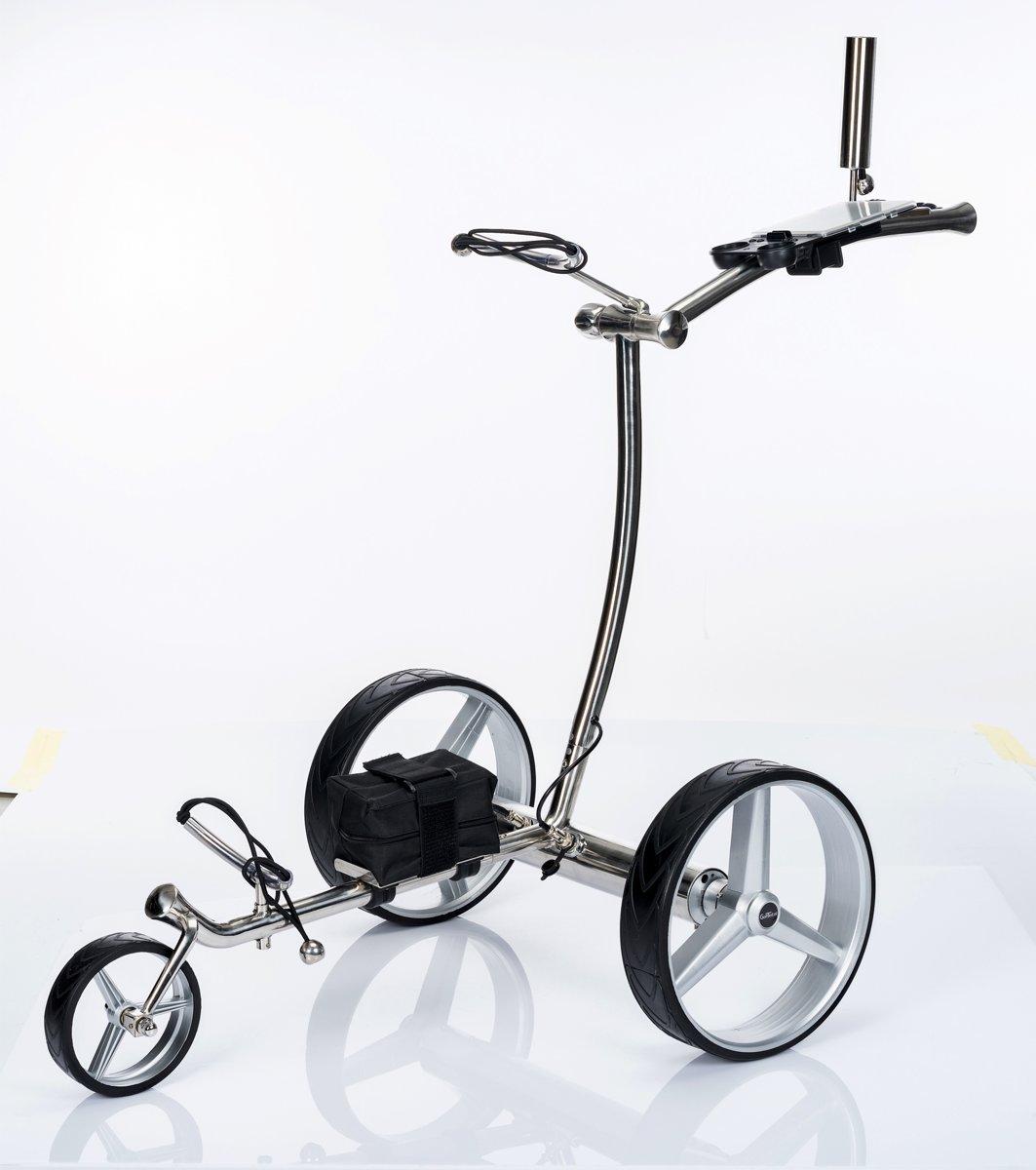 Elektrische golftrolley - RVS  - Opvouwbaar - GT-N kopen