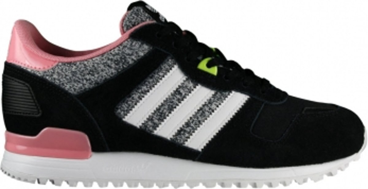adidas zx 700 roze zwart