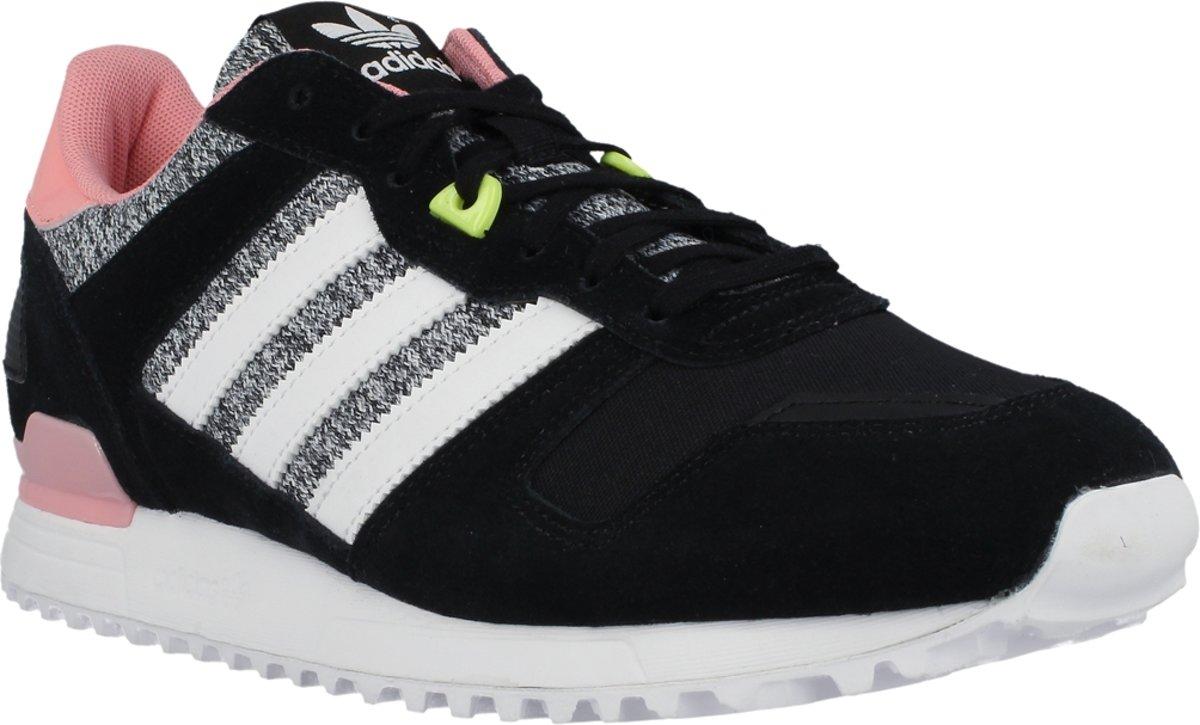 adidas zx 700 zwart roze