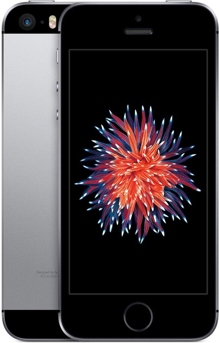 Apple iPhone SE 64GB zwart | Licht gebruikt | B grade kopen