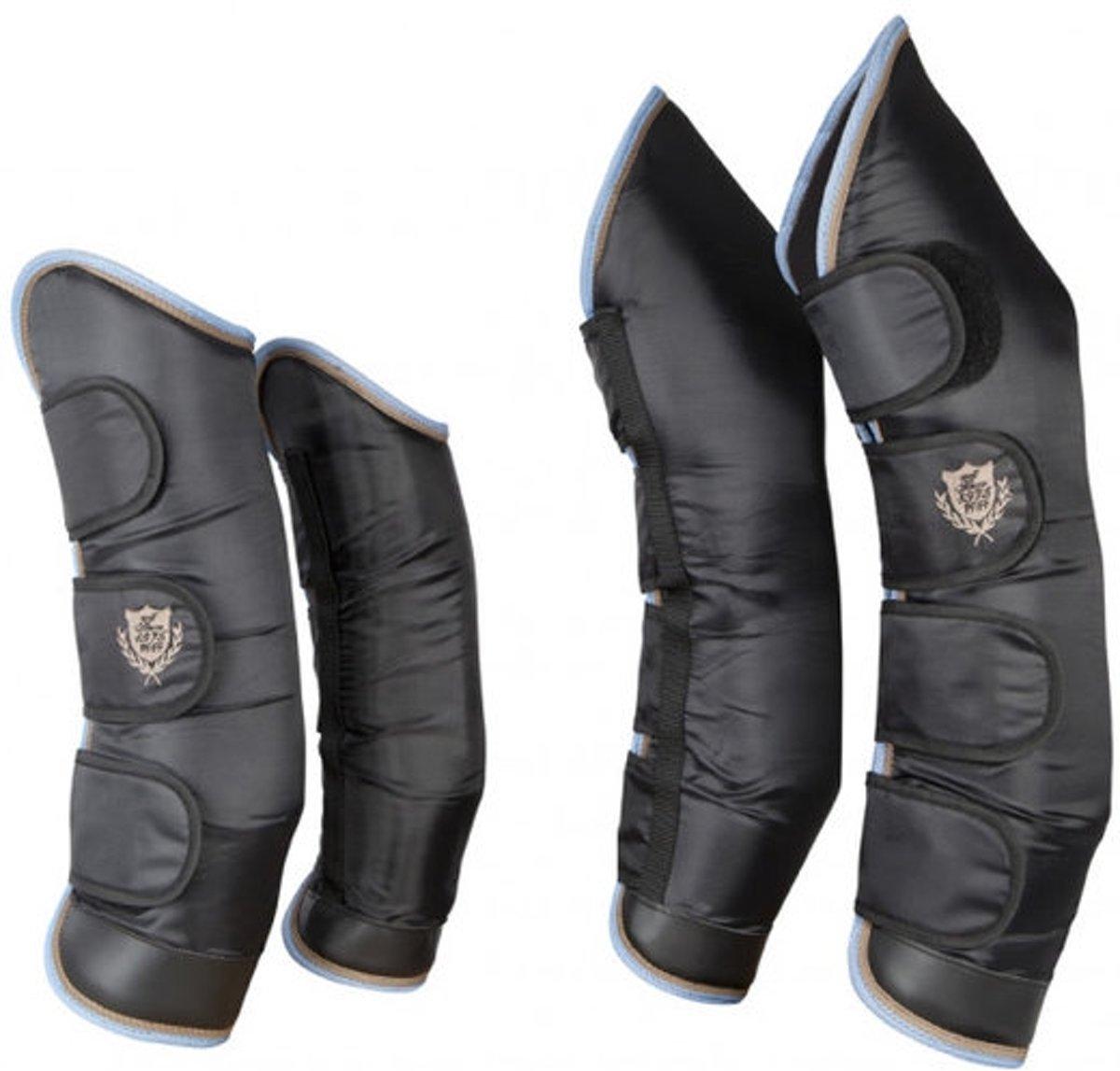 PFIFF Transportpeesbeschermers Barrow PONY Zwart kopen