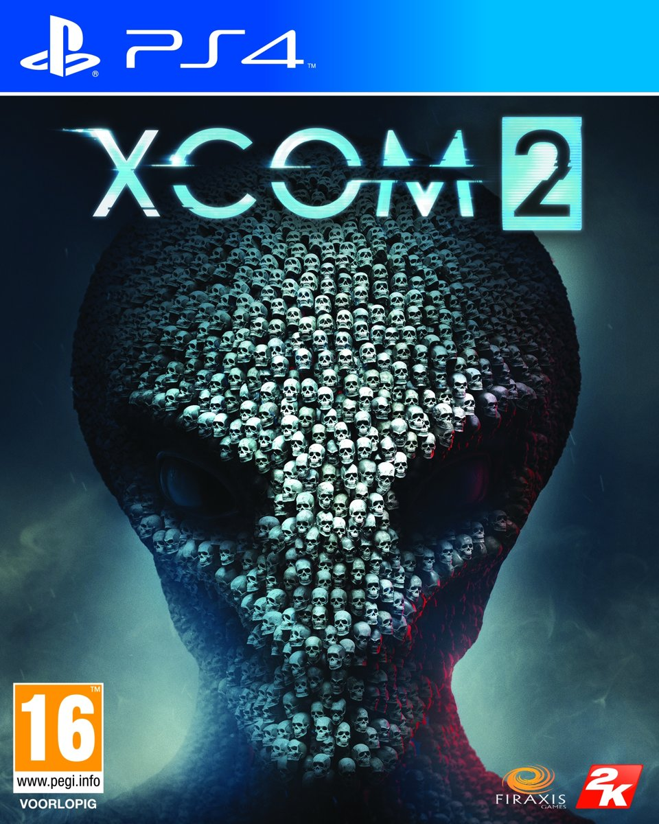 XCOM2 PlayStation 4