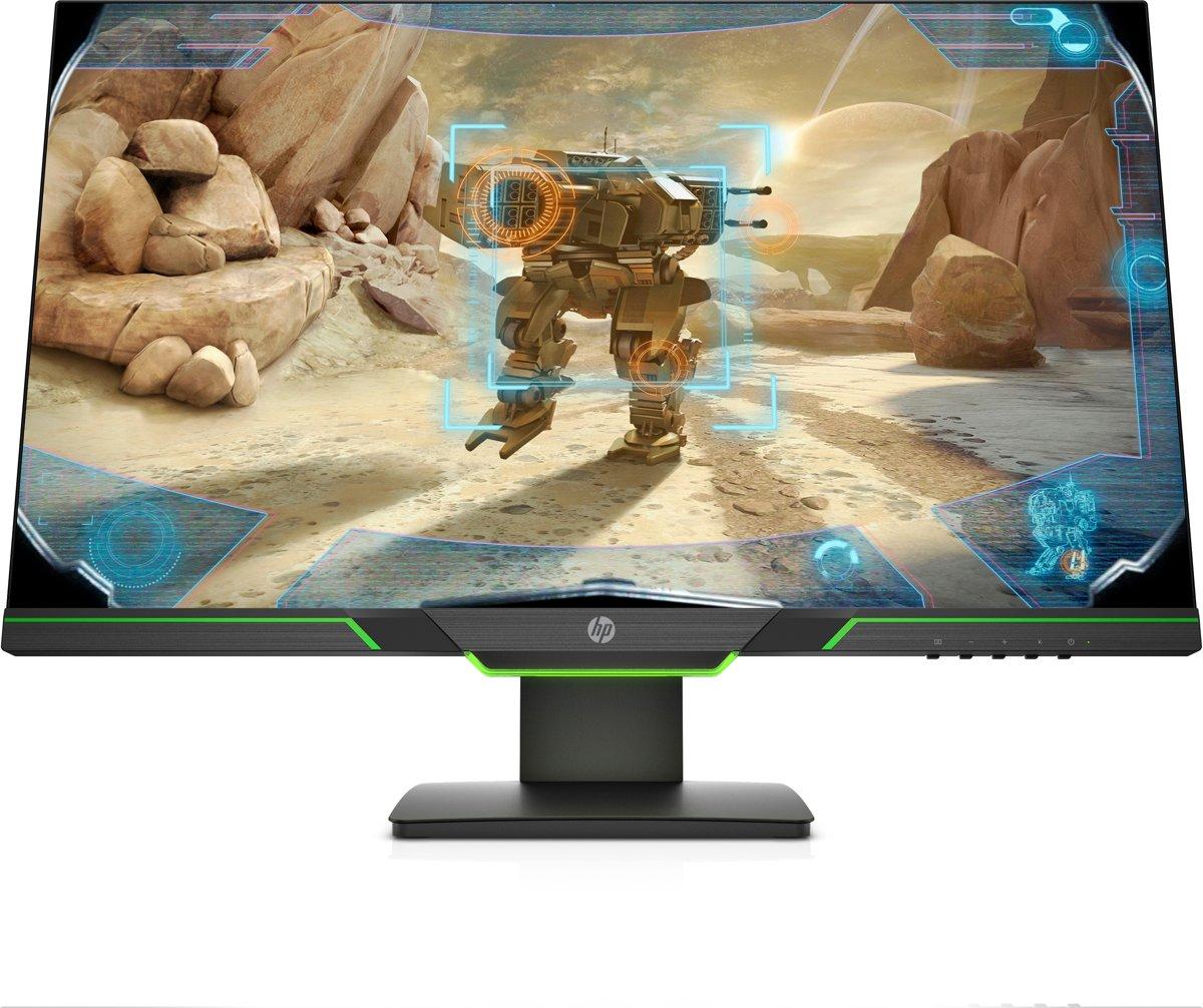 HP 27xq computer monitor 68,6 cm (27'') Quad HD LED Zwart