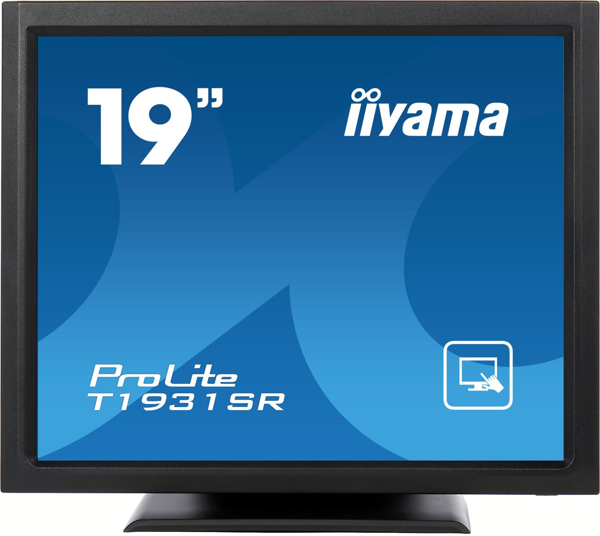 Iiyama ProLite T1931SR-B1 - Touchscreen Monitor