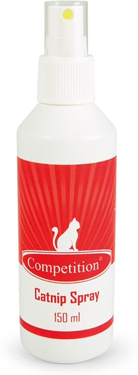 Competition Catnip Spray - Kat - Kattenkruid - 3 x 150 ml kopen