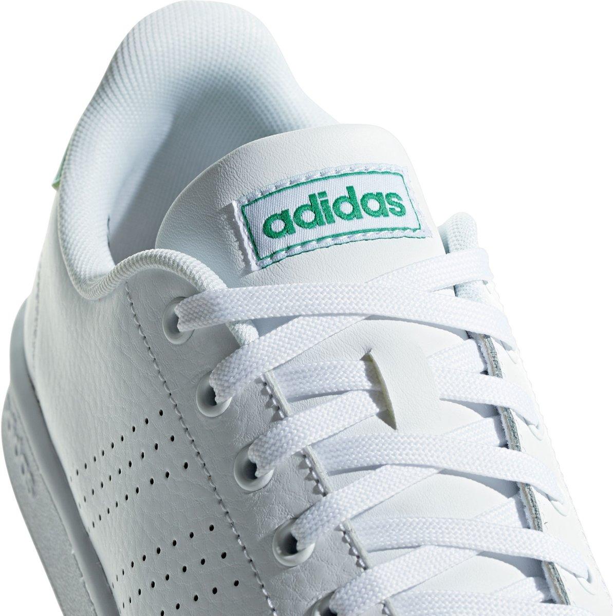 adidas Advantage Sportschoenen Maat 38 23 Unisex witgroen
