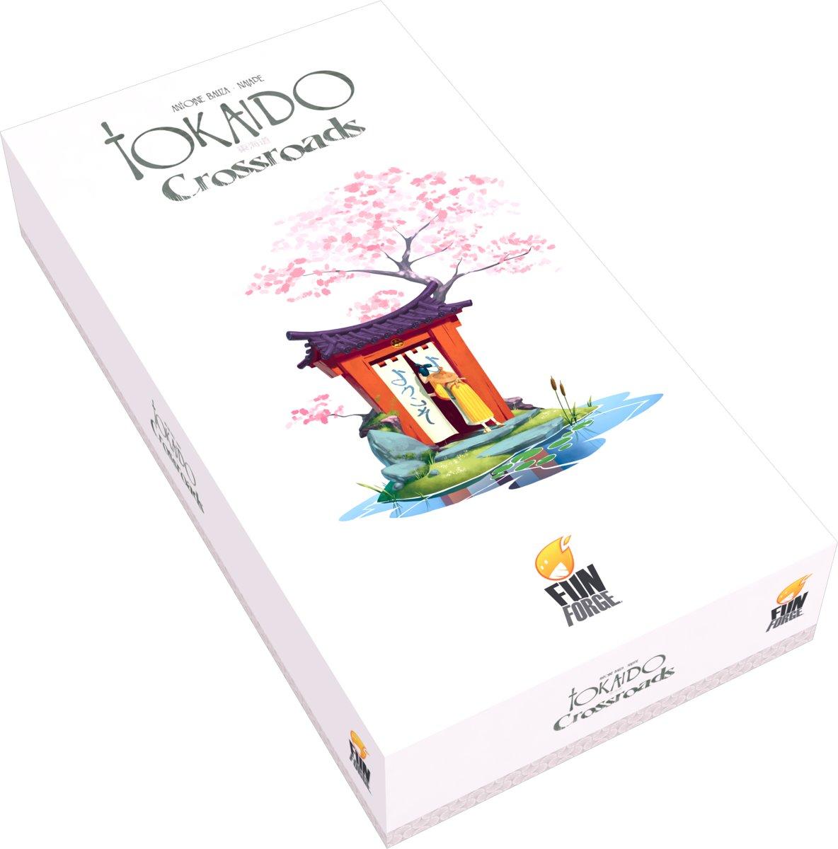Tokaido Crossroads - Uitbreiding - Engelstalig bordspel