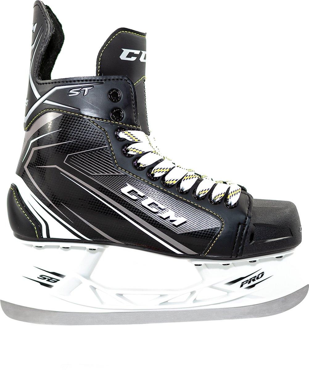 CCM IJshockeyschaatsen TACKS ST SR Zwart 43