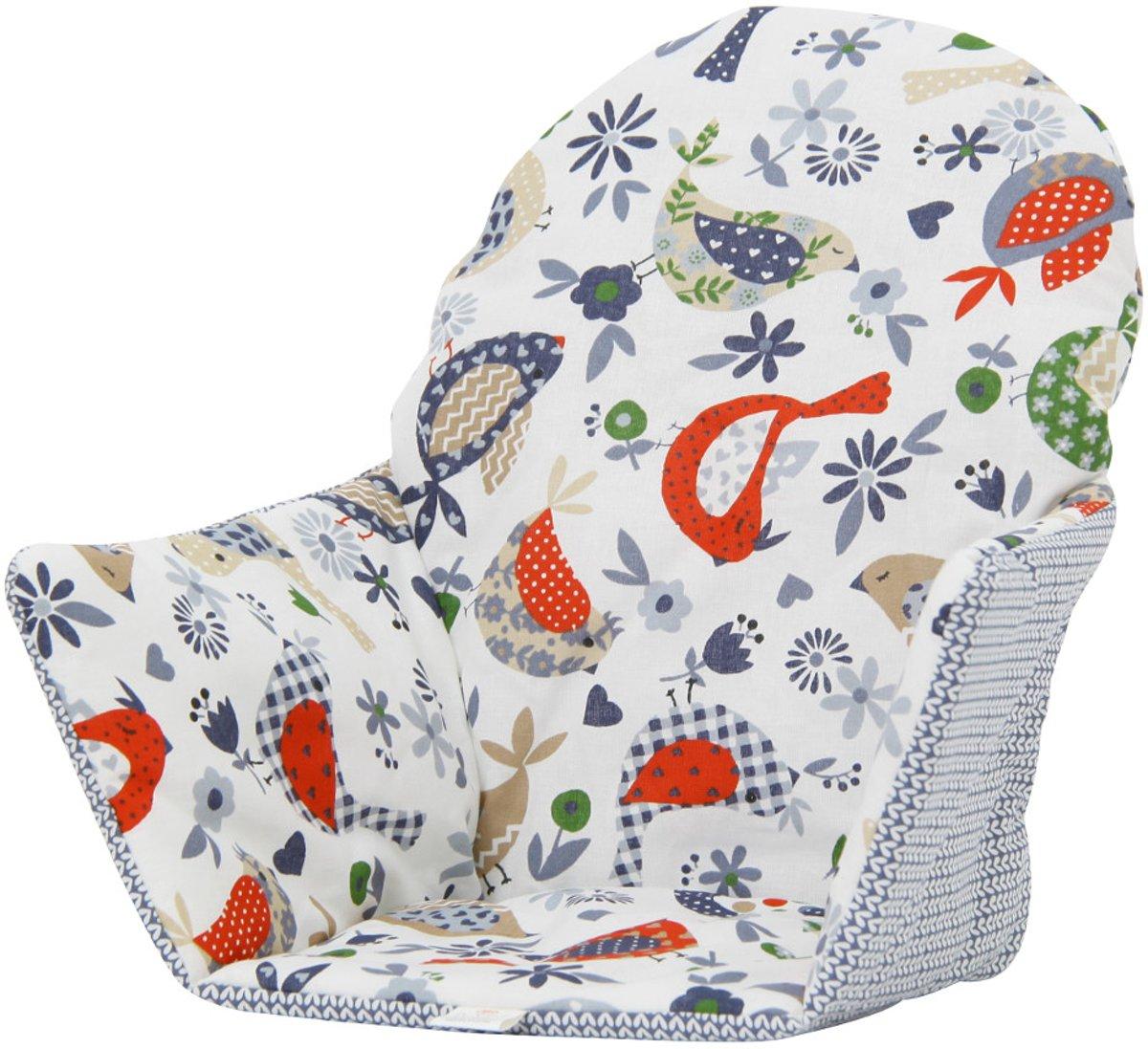 Bliss Kussen voor IKEA Antilop Kinderstoel Roze