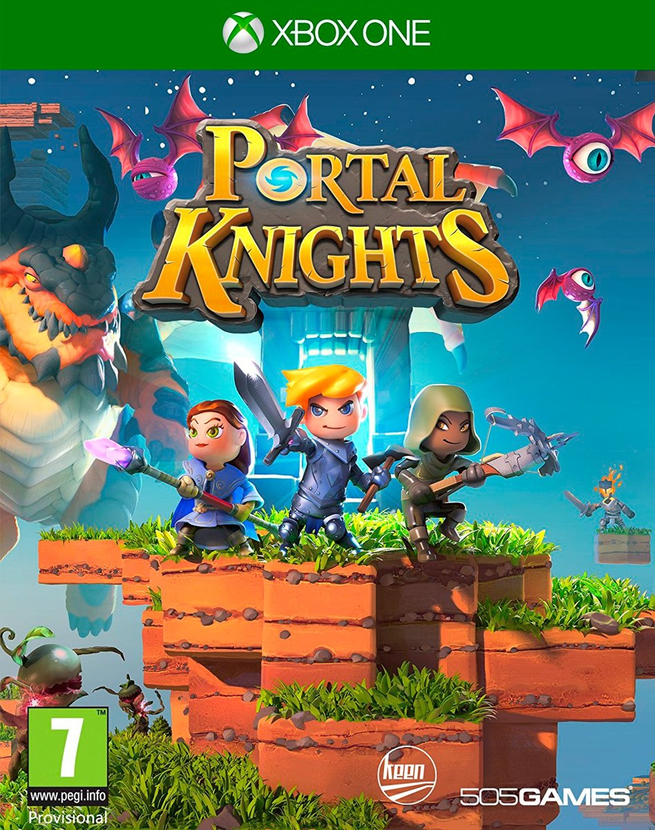 Portal Knights - Xbox One voor €12,99