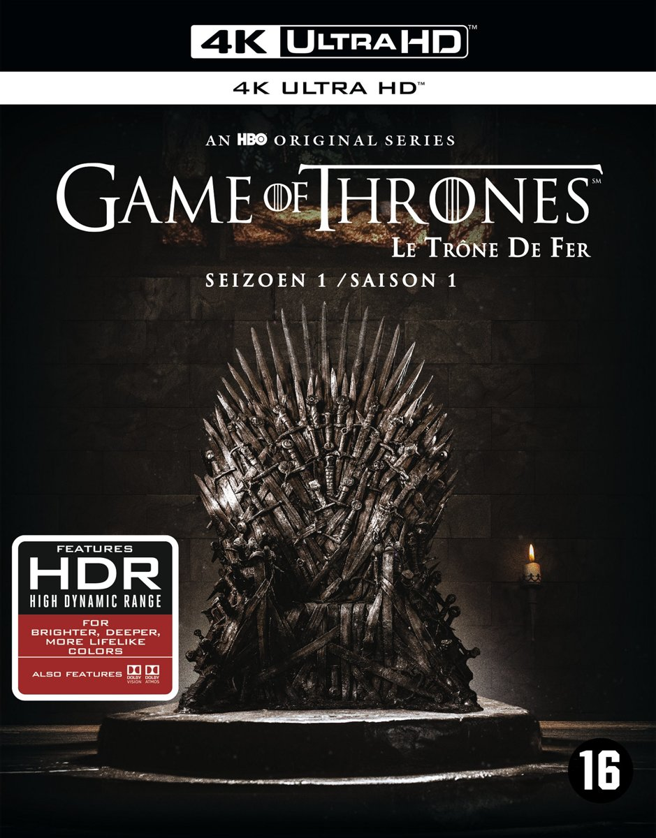 Game Of Thrones - Seizoen 1 | 4K Ultra HD Blu-ray kopen