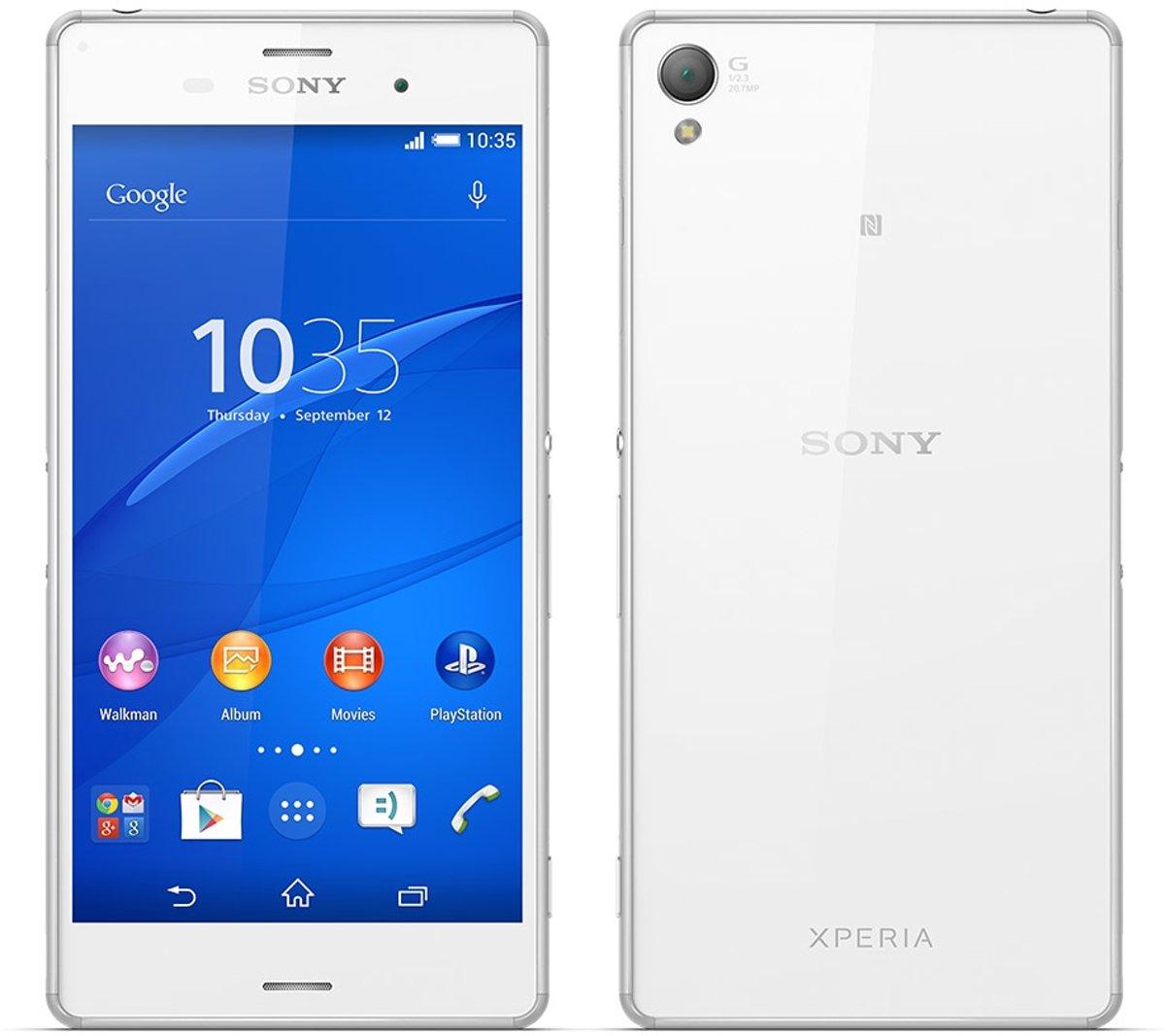 Sony Xperia Z3 - 16GB - Wit kopen