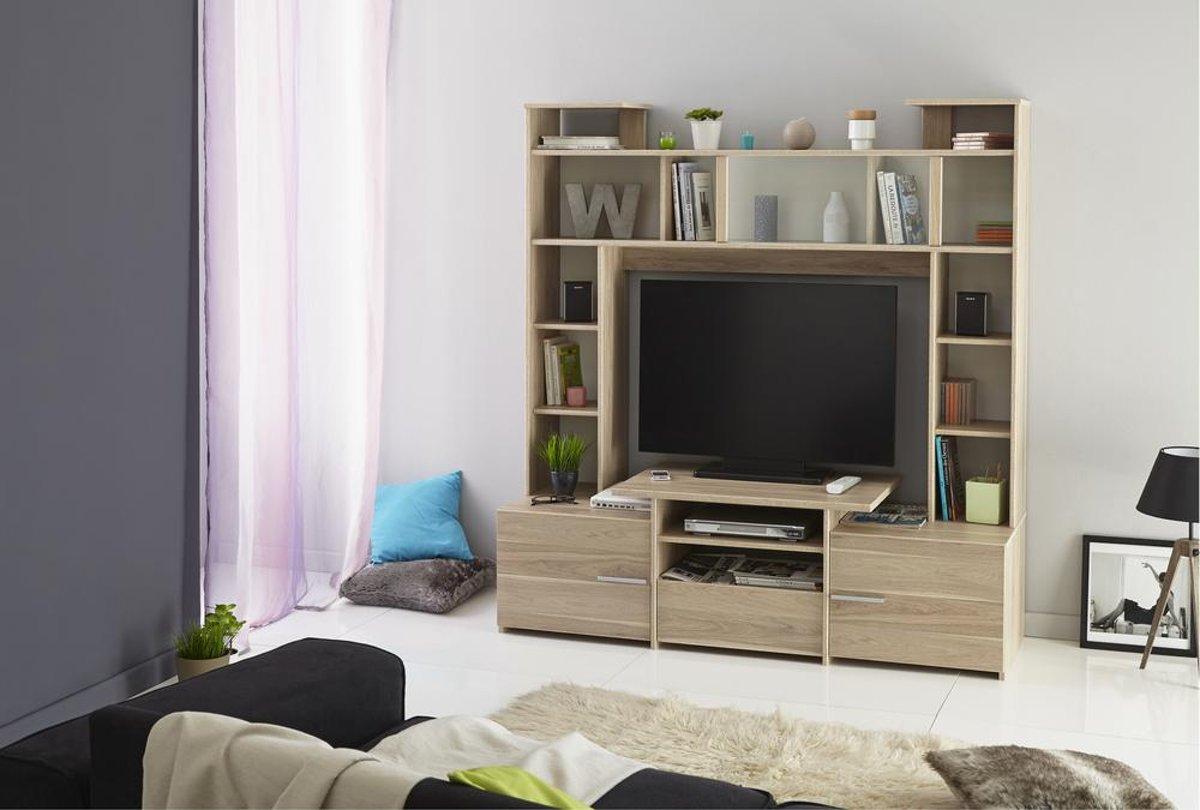 bol.com | Tv-meubel Forum - natuurkleur