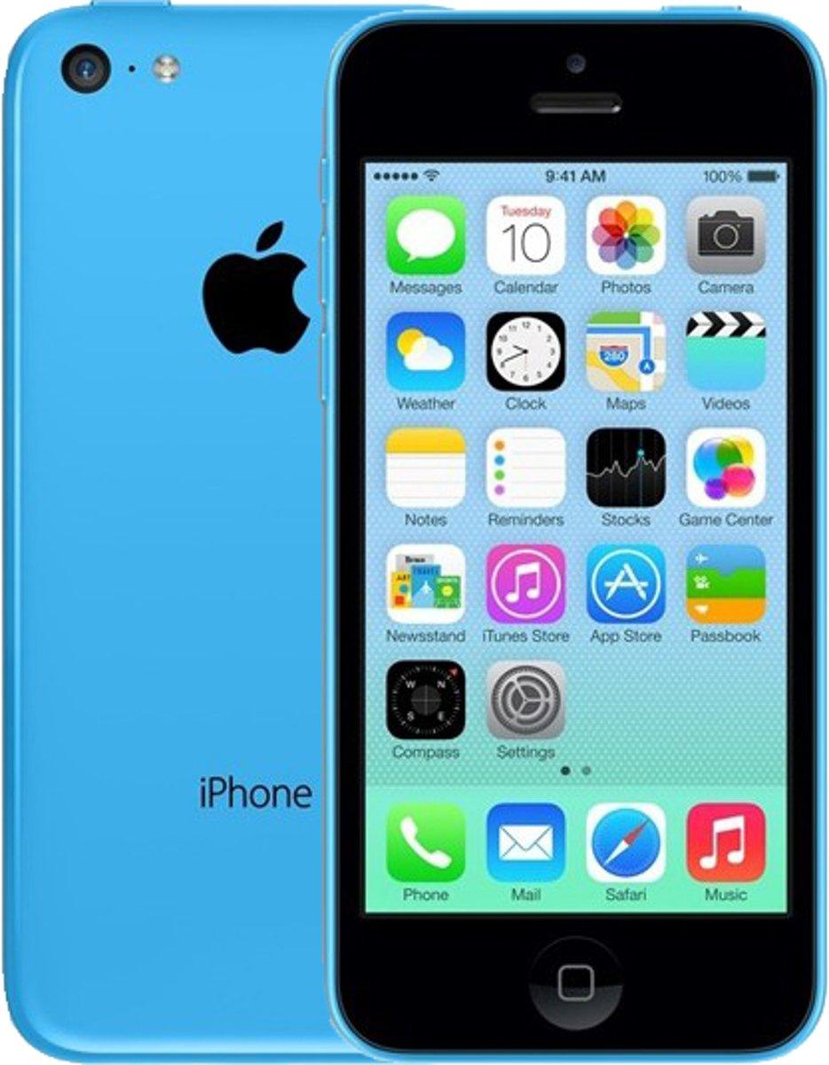 Apple iPhone 5c 32GB - Blauw kopen