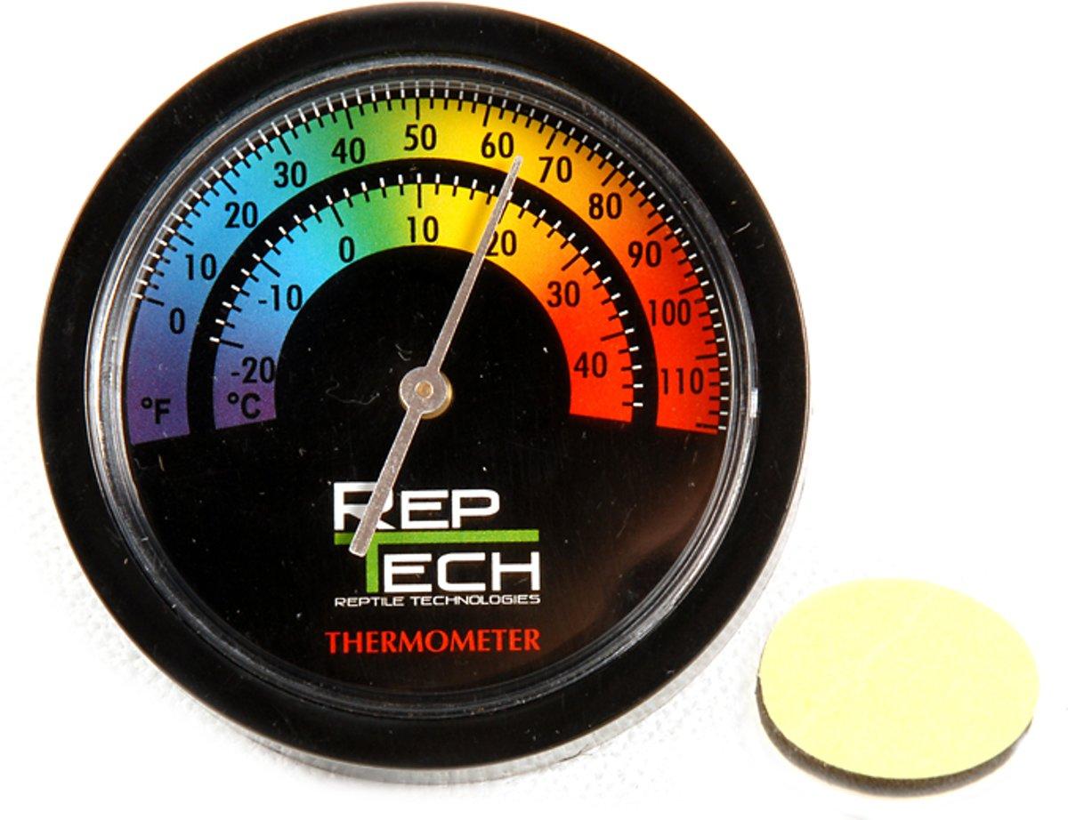 RepTech Analoge hygrometer