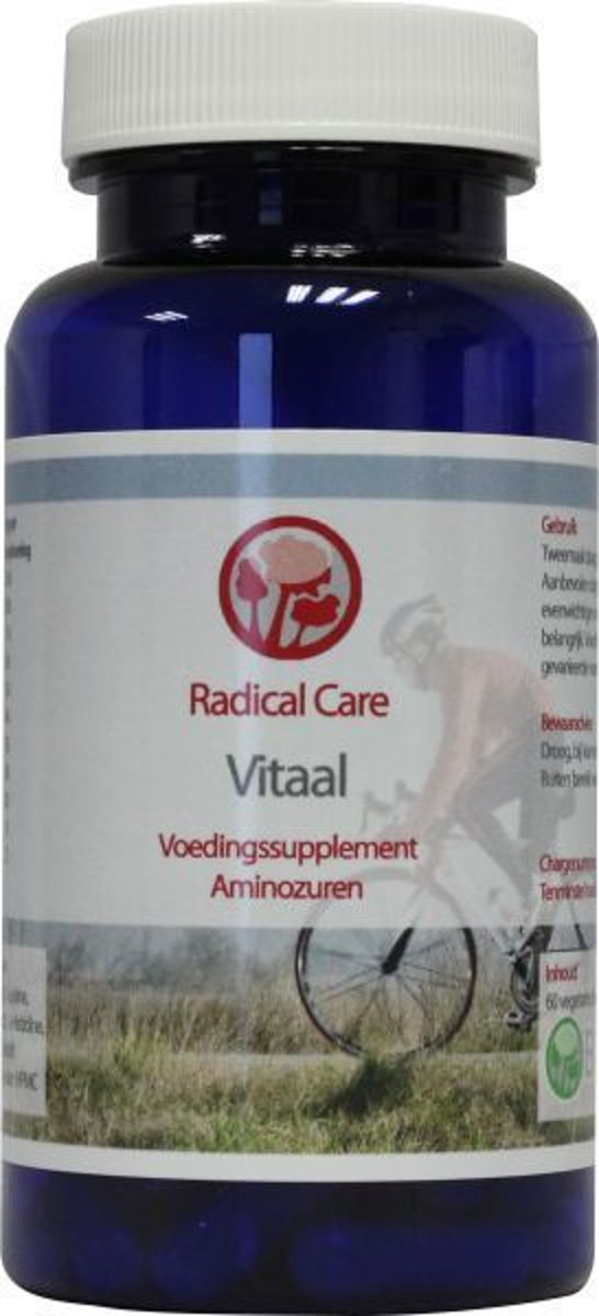 Foto van B.Nagel Radical Care Vitaal 60 capsules