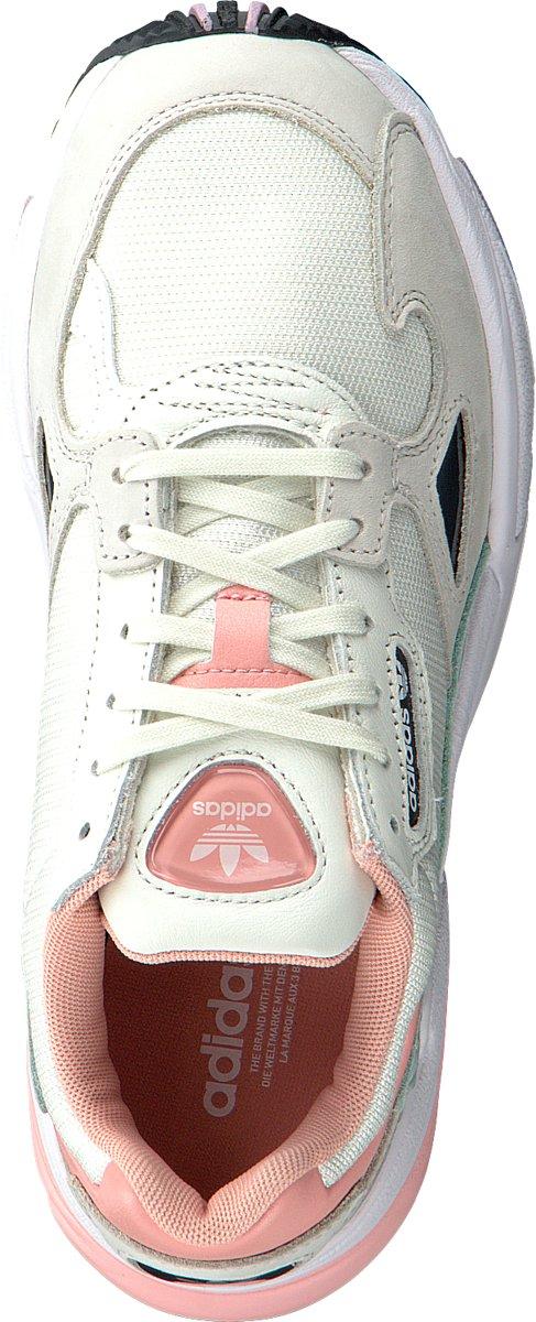 Adidas Dames Lage sneakers Falcon W Beige Maat 41⅓