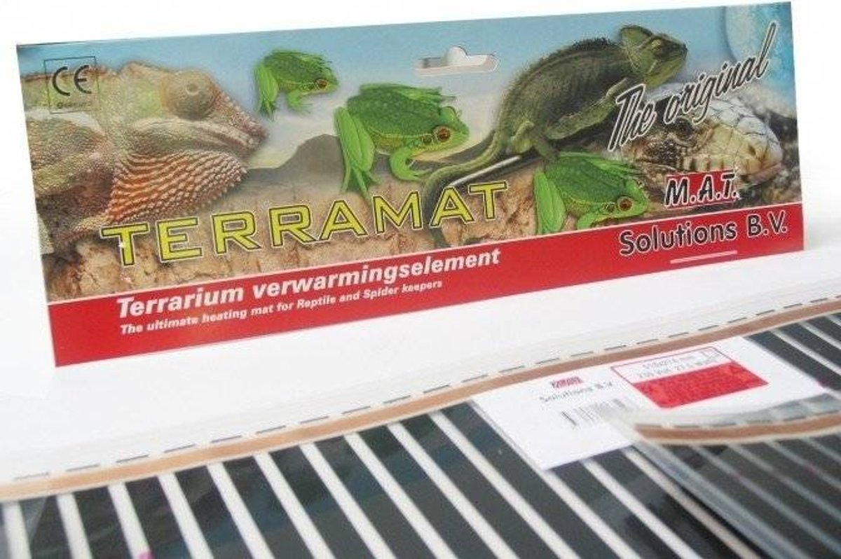 Warmtematje 100-150 mm Terramat warmtemat kopen