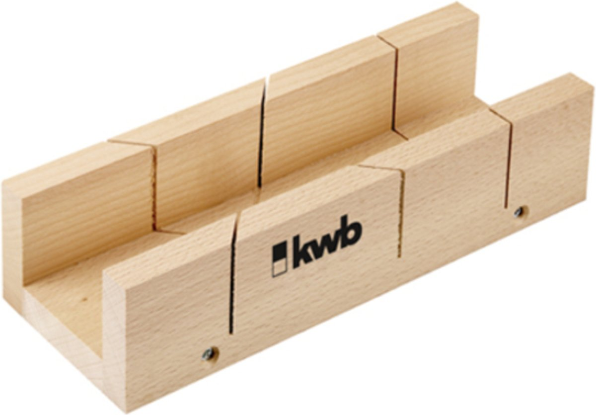 KWB Verstekbak Beukenhout - 300 mm kopen