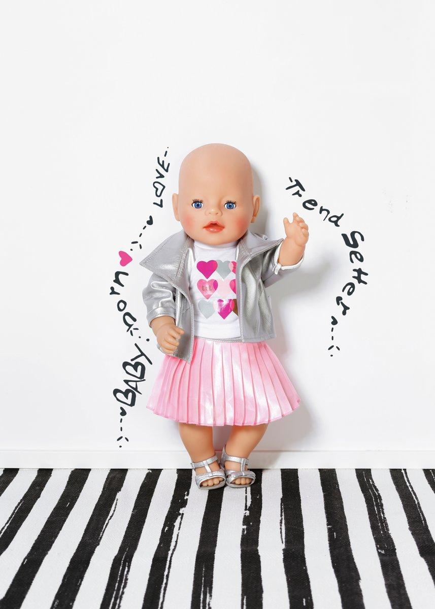 Baby Born 824931 City Deluxe Trendsetter