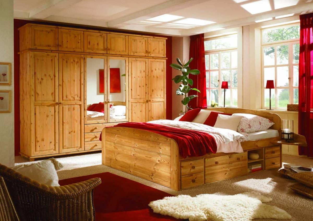 Landelijk Grenen Bed.Bol Com Hioshop Massief Grenen Tweepersoons Bed 180 X 200 Cm