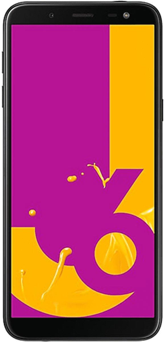 Samsung J6 Plus 32GB inclusief gratis hoesje en hardglass kopen